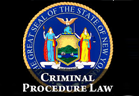 NYCriminalProcedure