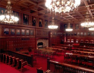 NY Court of appeals hall