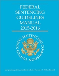 federal sentencing guidelines manual