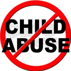 NO child abuse